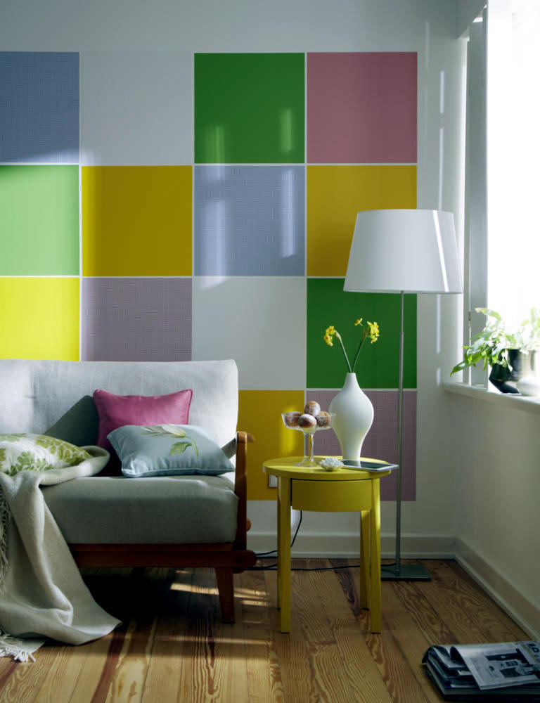 Complementary Colors Interior Design make walls with complementary colors | interior design ideas