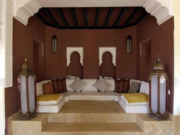 The Configuration Of Arabian Nights Moroccan Decor