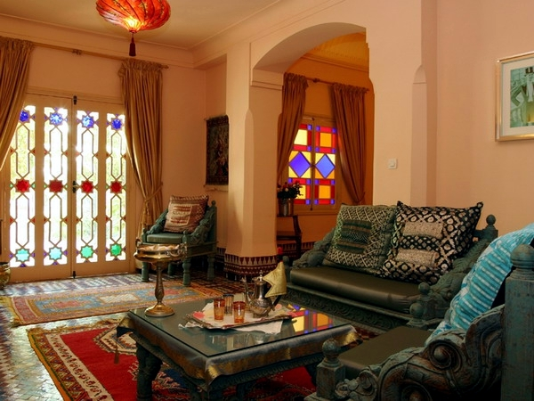 The configuration of the arabian nights moroccan decor - Moroccan themed living room ideas ...