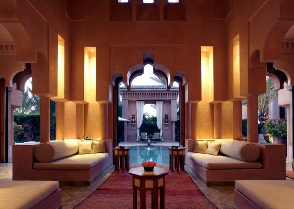 The Configuration Of The Arabian Nights Moroccan Decor Interior Design Ideas Ofdesign