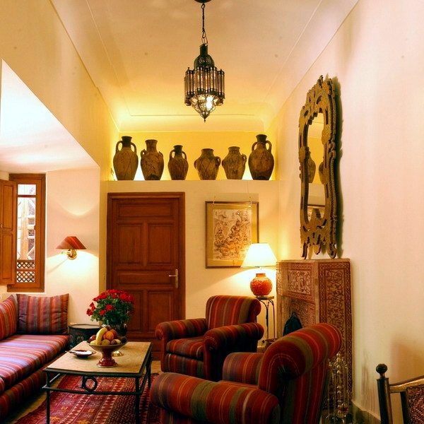 The Configuration Of The Arabian Nights Moroccan Decor