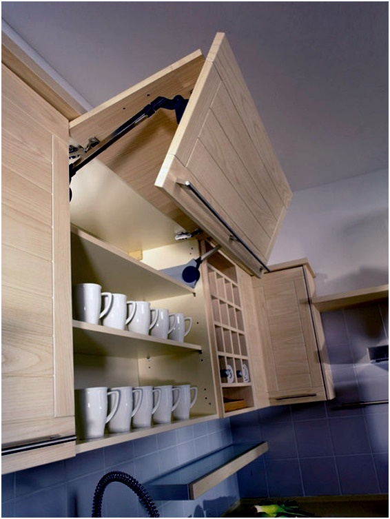 Decorating kitchen furniture and cool unchanged