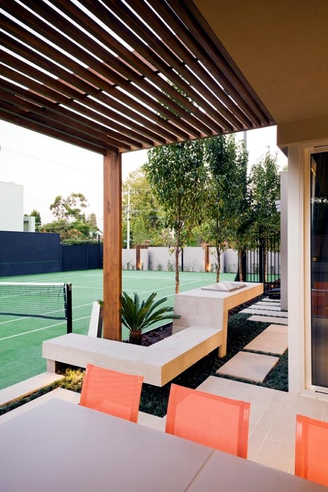 Landscape Garden balanced minimalist design style Cos Interior