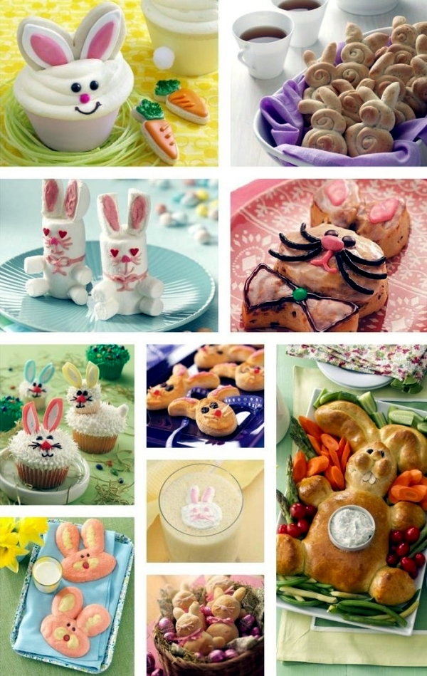 decorative crafts with children in the spring and easter 20 great ideas - Decorative Crafts