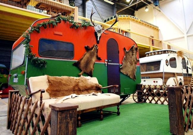 Camping Campo Base Hostel in Bonn - an ideal destination for a city break