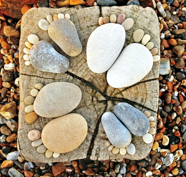 17 Ideas For Garden Design U2013 Stones Are Versatile
