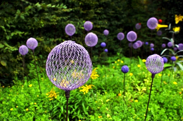 garden sculpture. 20 Ideas For Unusual Garden Sculptures To Make Your Own Sculpture