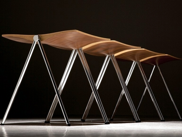 28 Bar Stools And Stools Design In Different Materials And