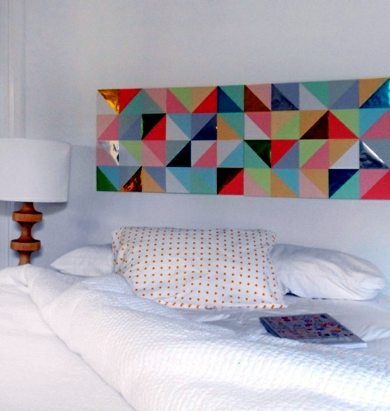 20 original ideas, how headboard