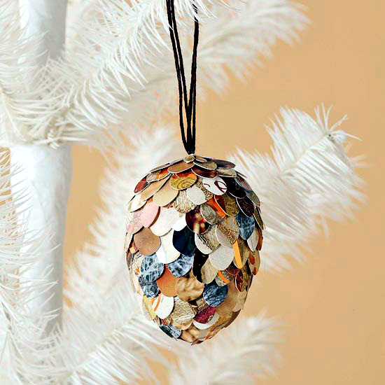 Christmas Paper Crafts Ideas For Upcycling