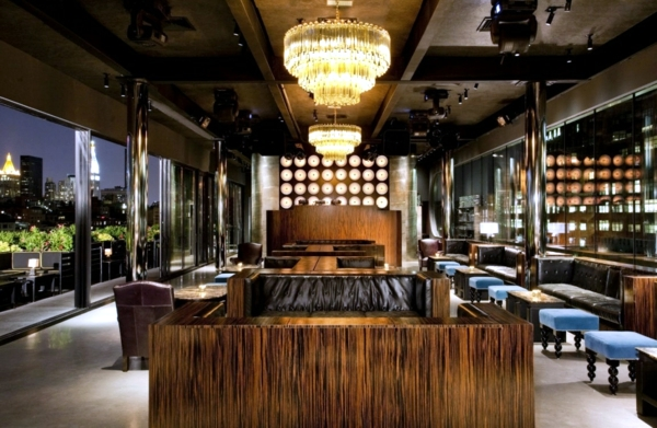 The Dream Hotel in New York – the creative modern architecture Hotel ...