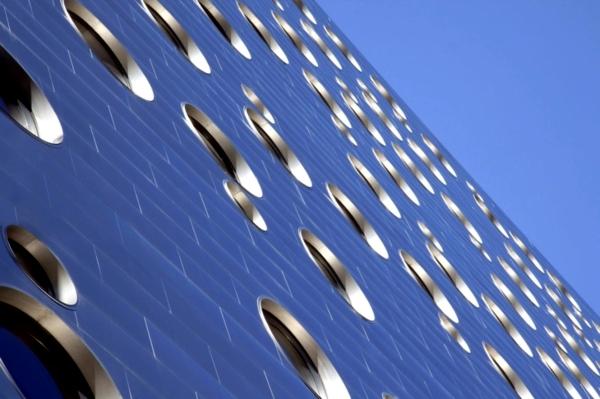 The Dream Hotel in New York - the creative modern architecture Hotel