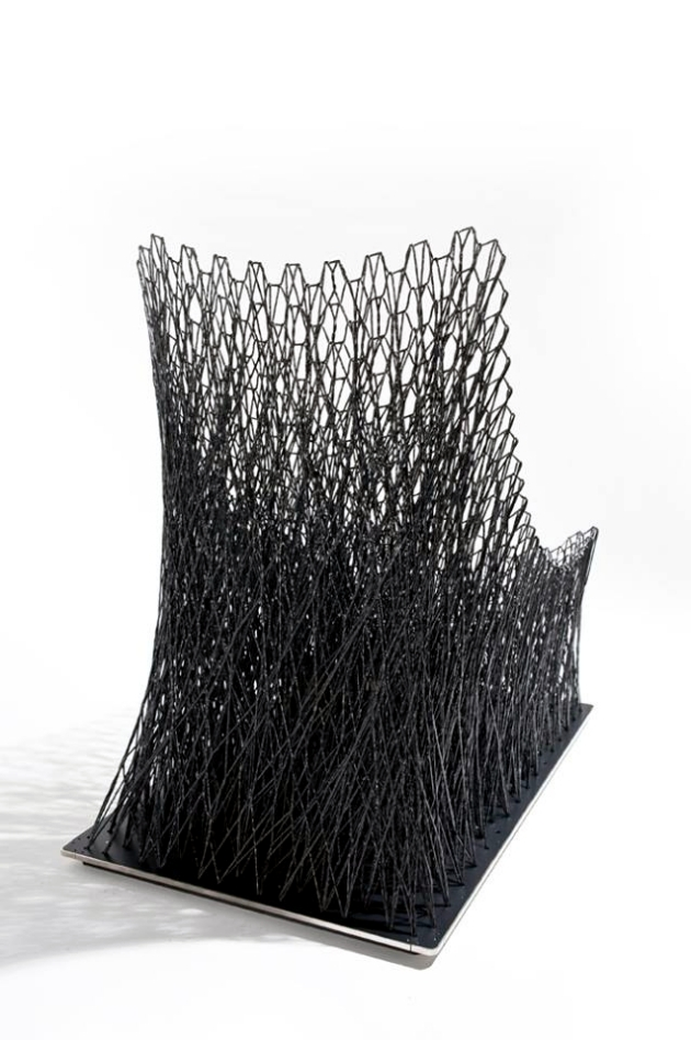 "Carbon fiber chair design ""Luno"" Il Hoon Roh"