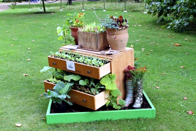 If You Want A Garden In Style With Plenty Of Space For Flowers And Plants  That Grow Larger Seating, Perfect For Enjoying The Weather And The Rest Out  There, ...