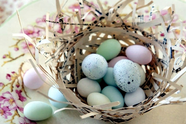 Easter Craft - 22 creative decorating ideas to make your own
