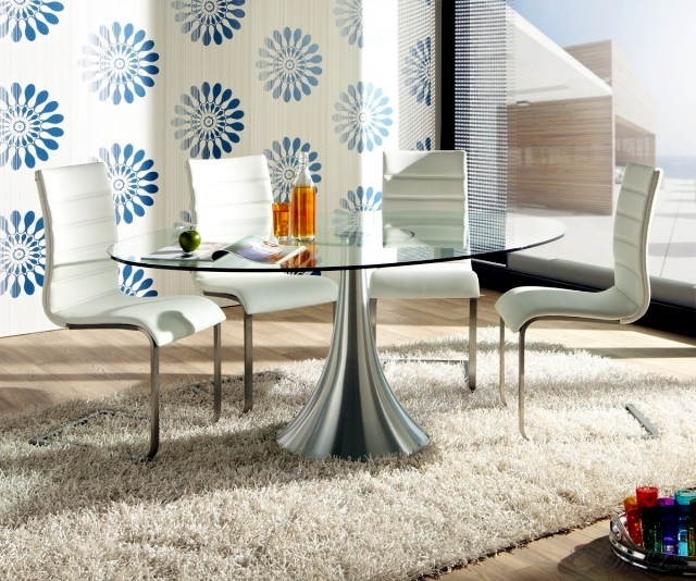 Todays Modern Dining Room Furniture Elegant And Functional Trends