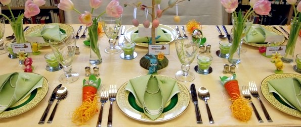 Ideas For Easter Decoration