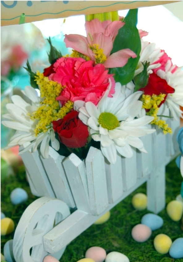 Ideas for Easter Decoration - How to Decorate Easter brunch well