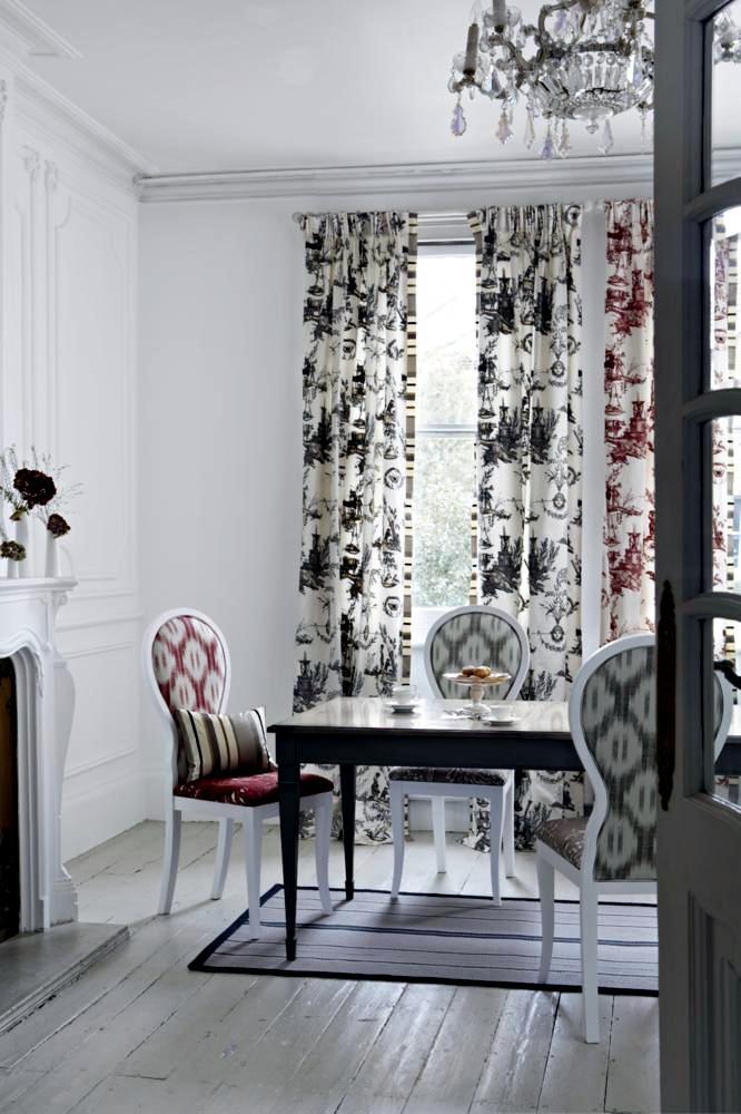Neo baroque bedroom decor