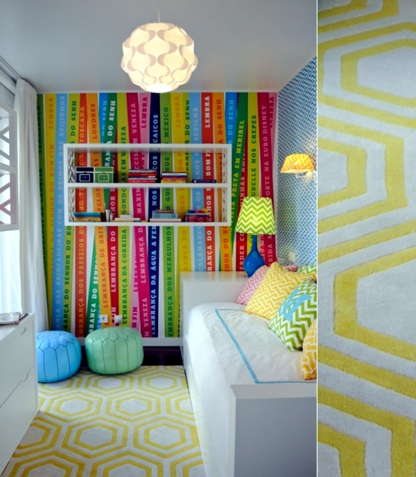 Wall murals - Powerful ideas for indoor