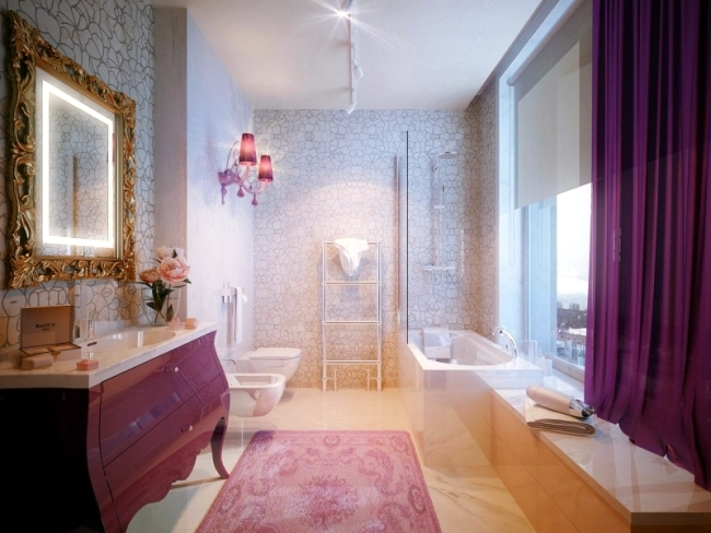 ... Pictures of beautiful modern bathroom dream. Bathroom