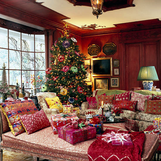 10 tips to decorate the Christmas tree - let shine the Christmas tree