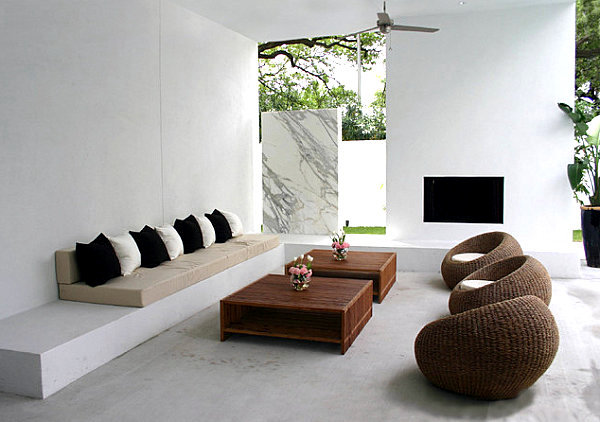 Where Do Interior Designers Get Furniture Rfa File ~ Ideas for modern house with a yard in the spanish style