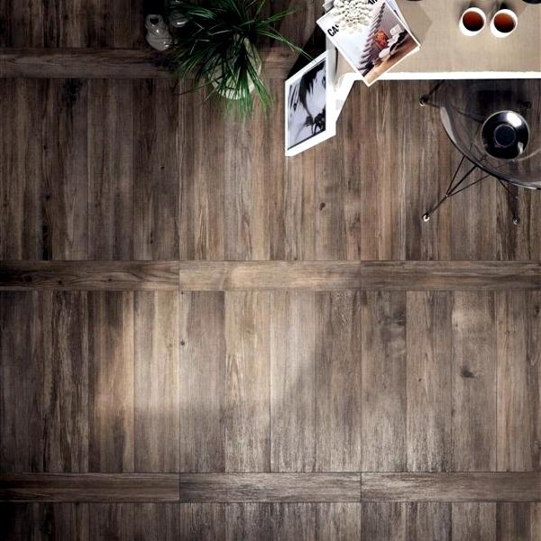 Shingle look - warm colors and modern decor