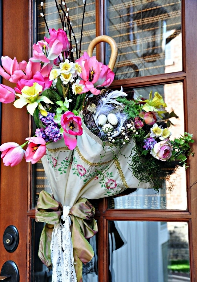 23 Easter decorating ideas - evoke a great atmosphere in the house with little effort