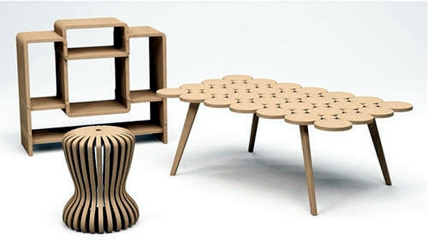 Bamboo Furniture and versatile sustainability