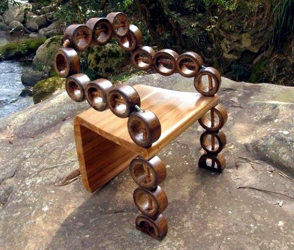 Bamboo Furniture and versatile sustainability