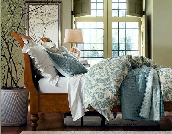 Sheets Castor remains soft and warm touch in winter