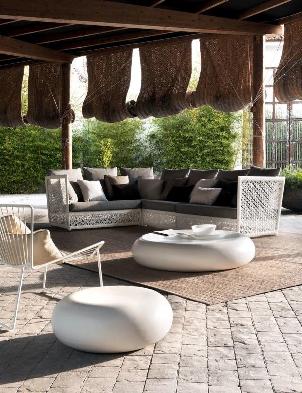 Modern Rattan Garden Furniture Expormin - ideas with a Mediterranean flair