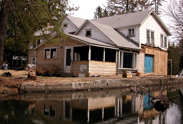 Housing rehabilitation - lifting Victorian age