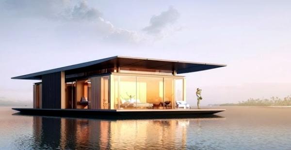 Houseboats Dymitr Malcew