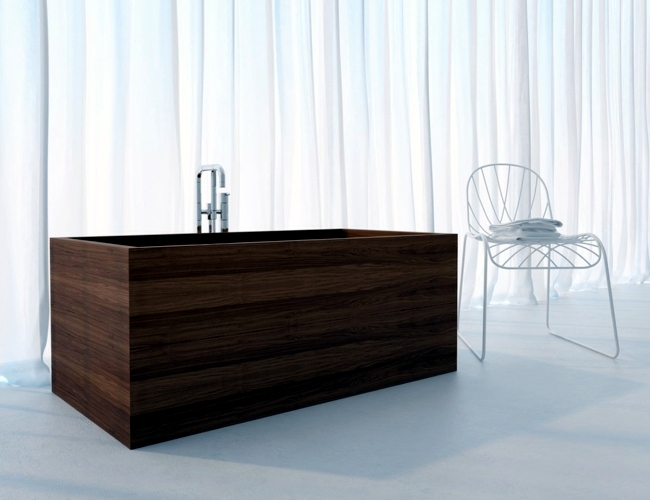 Why separate tub wood popularity?