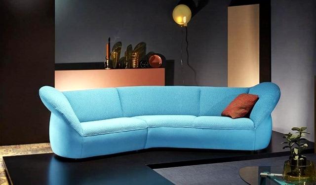 Interior Design Ideas for Living: furniture design as a focal point