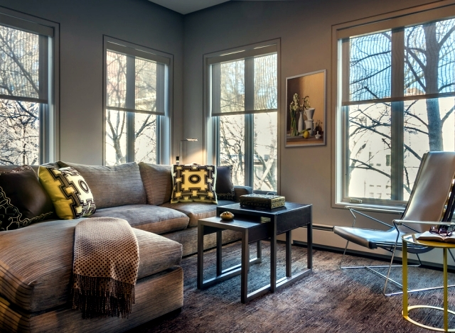 color ideas for living room - gray walls paint & Color ideas for living room \u2013 gray wall paint. | Interior Design ...