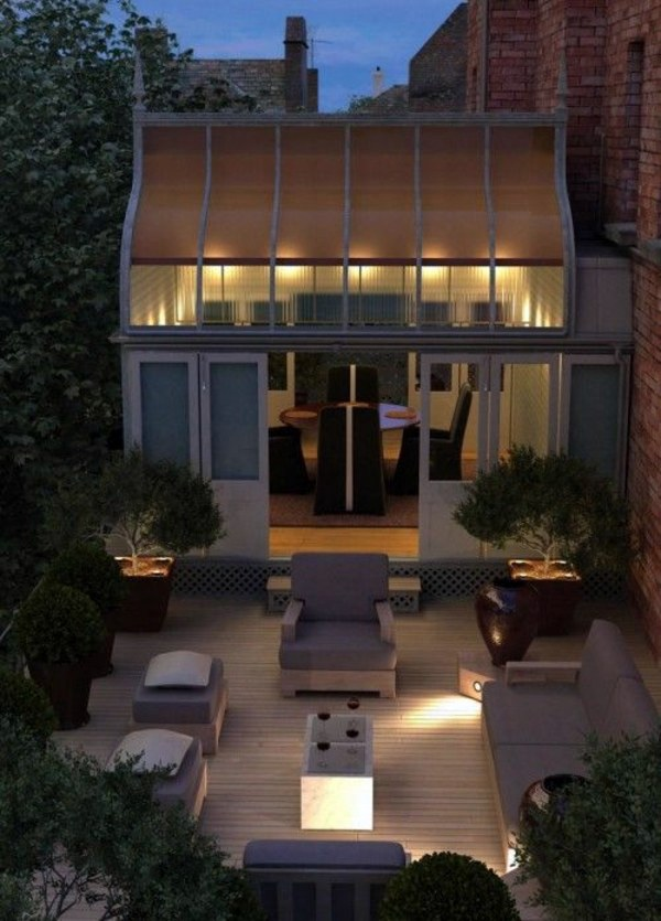 home terrace design. Modern Design terrace with comfortable seating design  100 images and creative ideas Interior