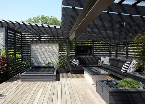Modern Terrace Design 100 Images And Creative Ideas