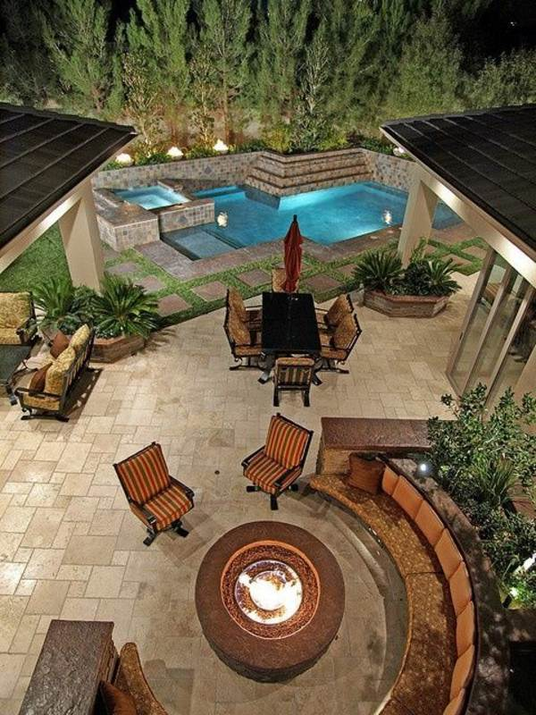 Modern terrace design 100 images and creative ideas interior design ideas ofdesign - Lay outs garden terrace ...