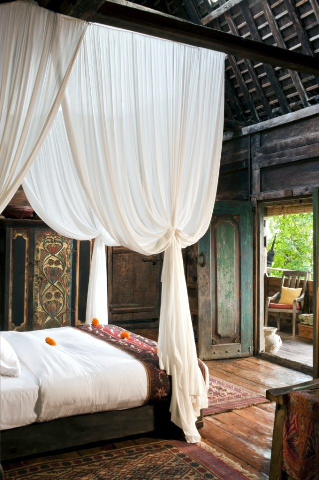 Bambu indah boutique hotel offers luxury and wildness at for Design boutique hotel ubud