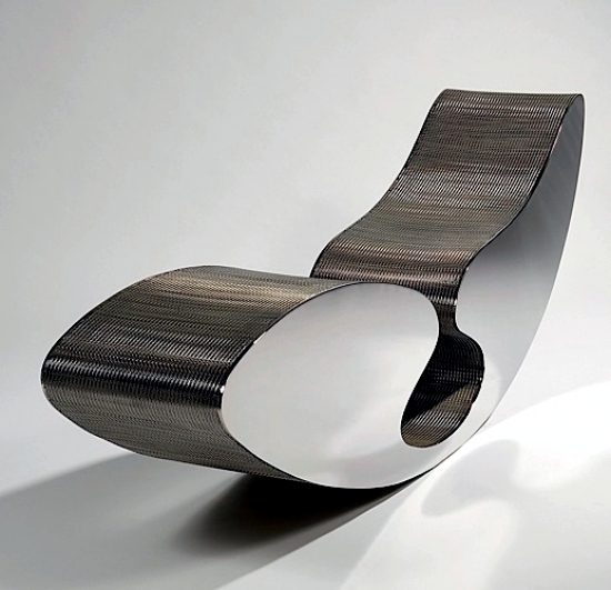 Furniture designer Ron Arad bring art and creativity to express