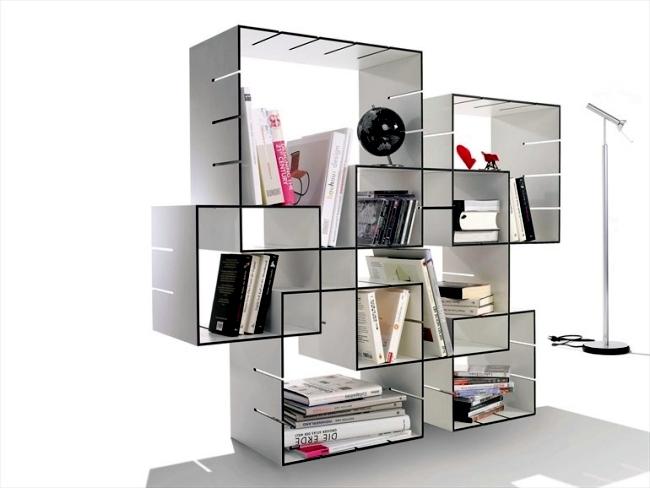 modular shelving system