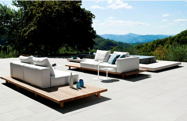 Teak garden furniture elegance and functionality Tribe