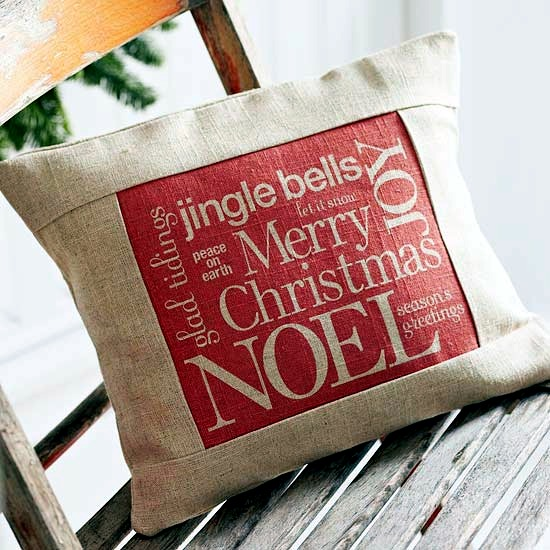 Weihnachstdeko for small apartment - creative ideas in a small space