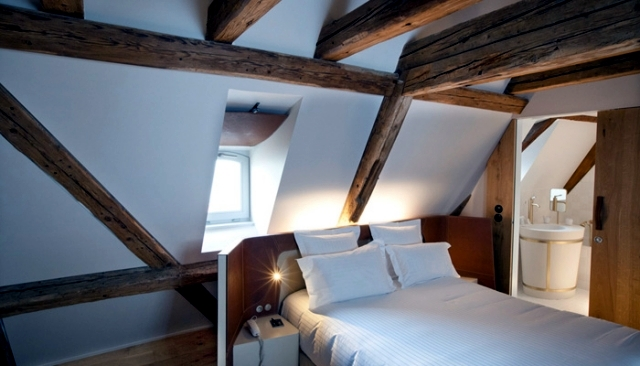 Design Hotel in Strasbourg impressed with exceptional interiors