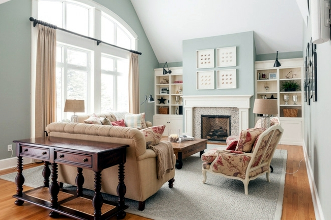 Furniture in the style of house - rustic charm and comfort