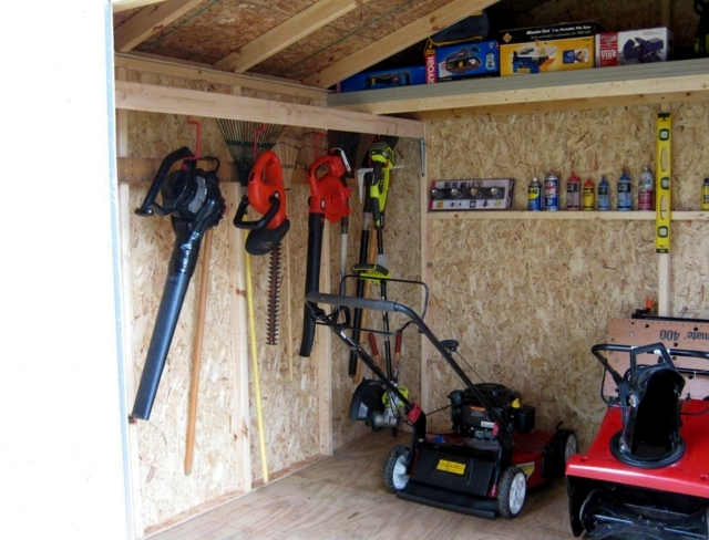 Garden Tools And Accessories Tips For Storage Maintenance