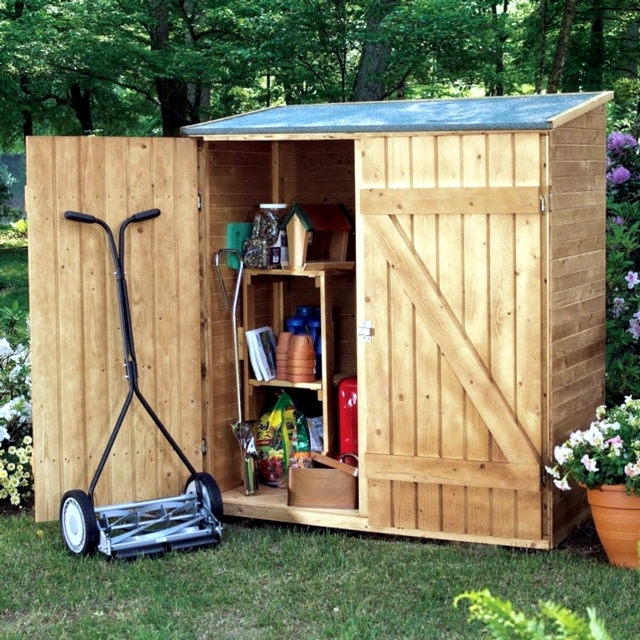 Garden tools and garden accessories tips for storage and for Garden maintenance tools